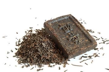 thé en brique