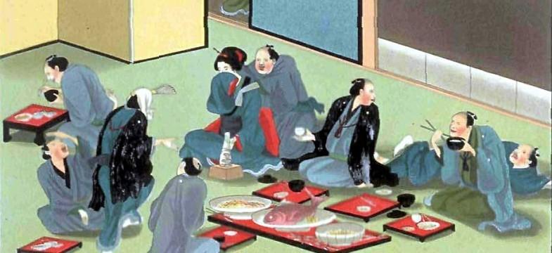 Histoire du thé vert au Japon