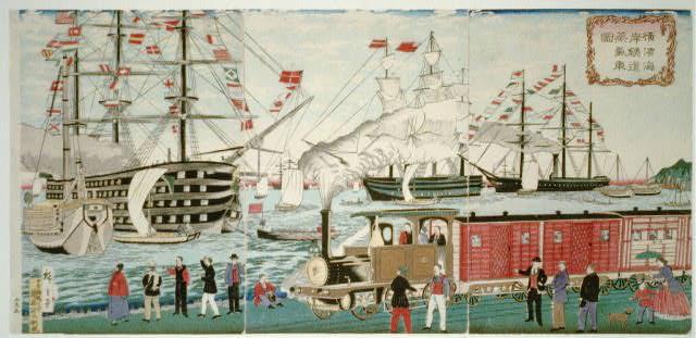 Port-Yokohama-1872