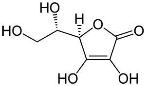 molecule-vitamine-c