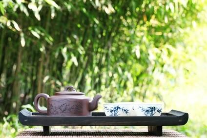 Minéraux et oligoéléments dans le thé vert