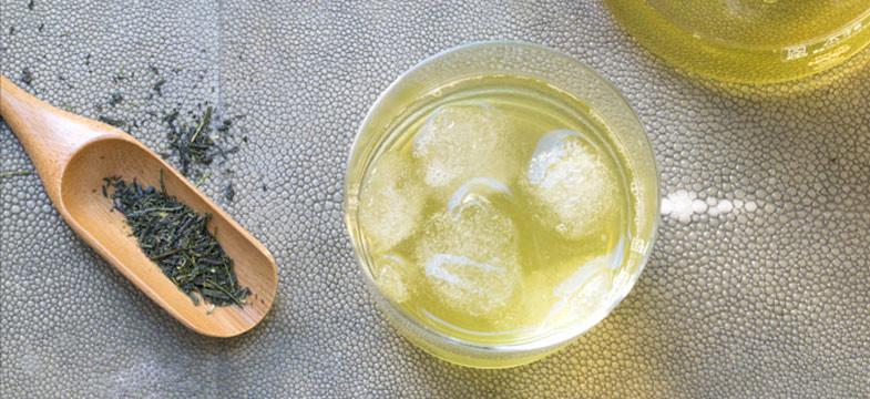 Mizudashi (Thé vert glacé)
